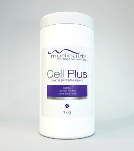 cells plus creme massagem modeladora